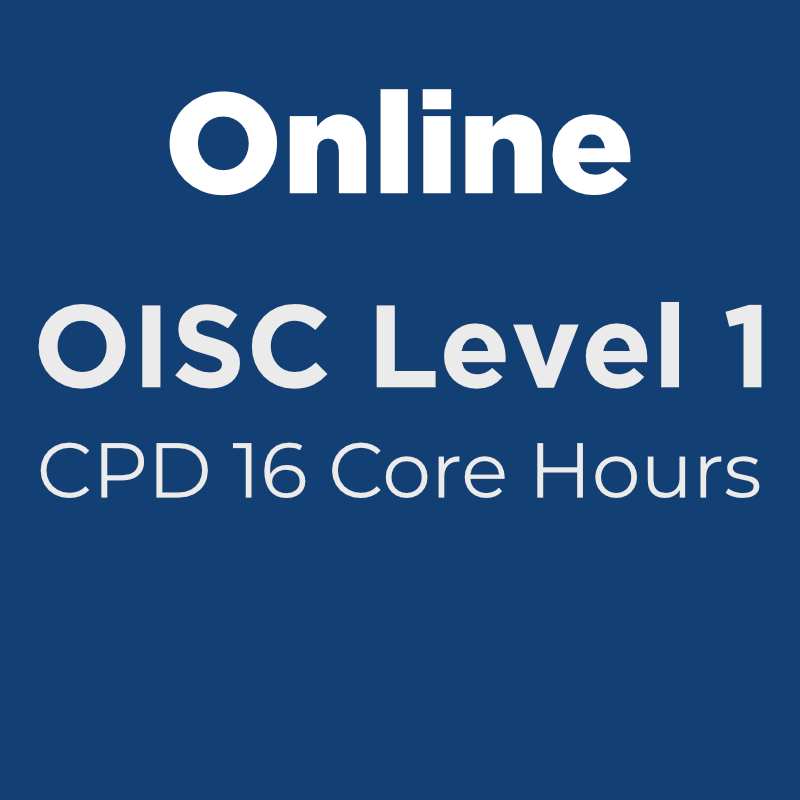 oisc level 1 business plan